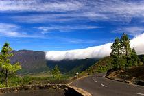 La Palma - Passatwolken  von monarch