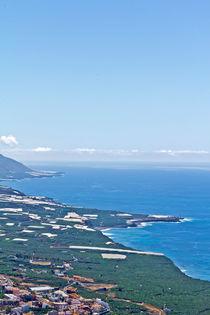 La Palma - Aridanetal - Westküste  von monarch