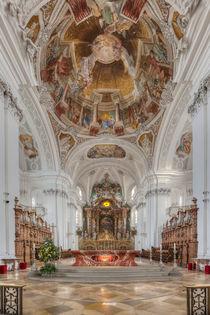 Hochaltar Basilika St. Martin | Weingarten von Thomas Keller