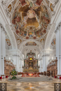 Hochaltar Basilika St. Martin | Weingarten by Thomas Keller