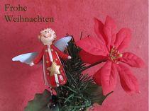 Weihnachtsgruß_03 von Angelika  Schütgens
