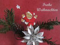 Weihnachtsgruß_02 by Angelika  Schütgens