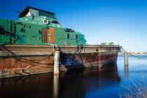 Ehemaliges Minensuchboot von sven-fuchs-fotografie
