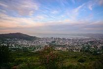 Kapstadt bei Sonnenuntergang von Lisa Stelzel