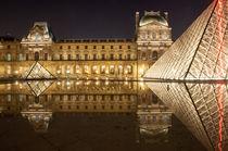 Paris bei Nacht von Lisa Stelzel