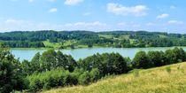 Der Junosee bei Sensburg in Masuren by gscheffbuch
