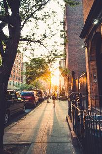 Sunset in Midtown Manhattan, New York City von goettlicherfotografieren