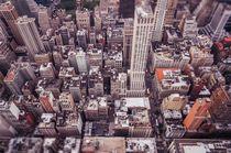 Manhattan von oben by goettlicherfotografieren