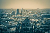 Berliner Dom von oben von Franziska Mohr