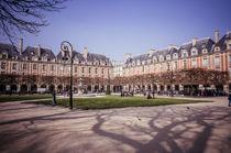 Place des Vosges, Paris by goettlicherfotografieren