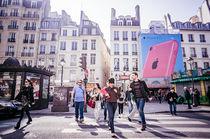 Paris, Quartier Marais by goettlicherfotografieren