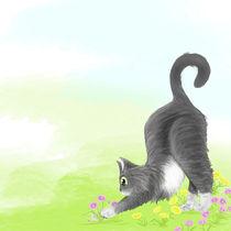 Niedliche Katze von sha-designandart