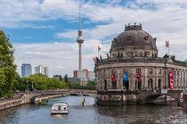 Berlin Museumsinsel I von elbvue von elbvue