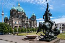 Berliner Dom II von elbvue von elbvue