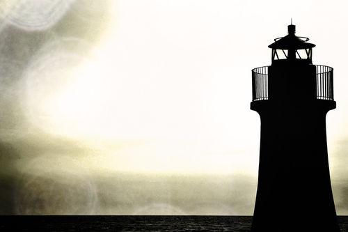 Lighthouse-vintage