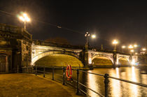 Lombardsbrücke von Dennis Südkamp