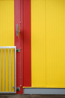 Yellow n Red von Bastian  Kienitz