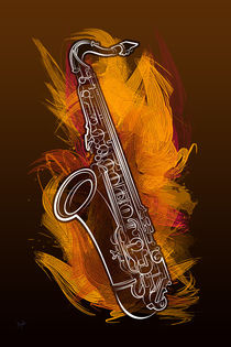 Sax Craze by Bedros Awak