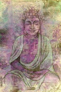 Buddha by Anita Hörskens
