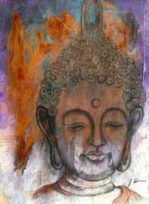 Buddha von Anita Hörskens