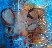 Blue Motion von Anita Hörskens