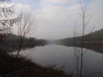 Damflask Reservoir by Malcolm Snook