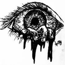Monster eye von Chantal Kidritsch