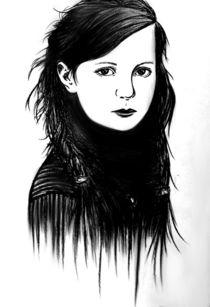 Jeanine  by Chantal Kidritsch