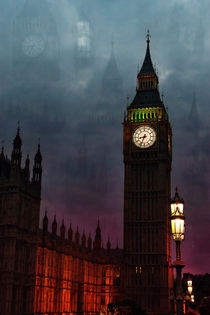 The most famous parliament by Katarjina Telesh