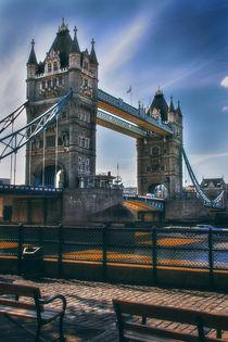 Tower Bridge von Katarjina Telesh