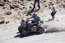 Rally Dakar by Stefan Hafner