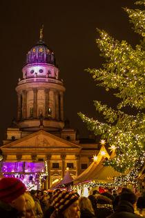 Weihnachtsmarkt von Katja Bartz