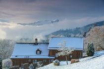 Über den Wolken by Andreas Brauner
