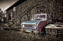 Old Car by Andreas Brauner