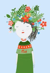 Flor by Kristina  Sabaite