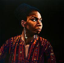 Nina-simone-painting