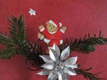 Weihnachtskarte ohne Text_03 by Angelika  Schütgens