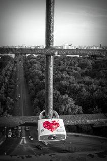 ein Herz ueber Berlin von Katja Bartz