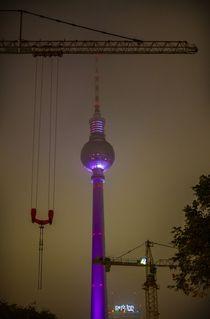 Fernsehturm von Katja Bartz