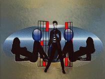 Digitale Kunst 51 von Wolfgang Kemper