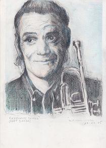 Chet Baker von Hans Peter Kohlhaas