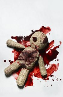 Bleedick sack doll von Jarek Blaminsky