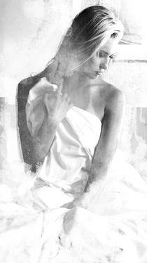 White Linen von J Nathaniel Dicke