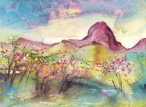 Blossoming-almond-trees-in-the-sierra