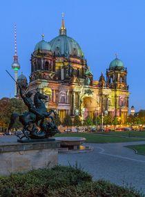 Berliner Dom by Katja Bartz