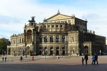 Semperoper by gscheffbuch