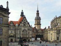 Schlossplatz in Dresden von gscheffbuch
