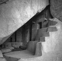 Sonnentempel, Machu Picchu von Miguel Hechenleitner