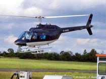 Helikopter Bell Jetranger von shark24