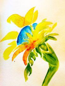 sunflower by Maria-Anna  Ziehr
